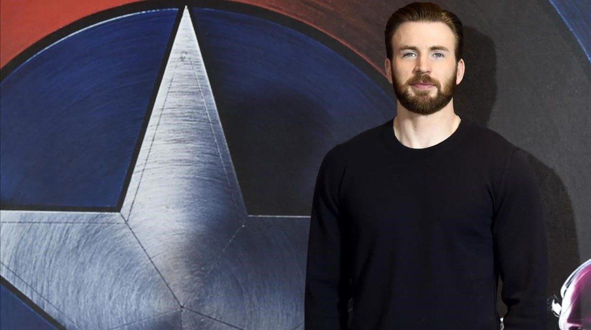 Chris Evans dice adiós a Capitán América en  Vengadores 4 será la útima película de Marvel en la que participará