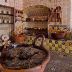 Cocina del Ex Convento de Santa Rosa