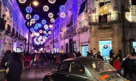 Últimos días de Puebla Iluminada