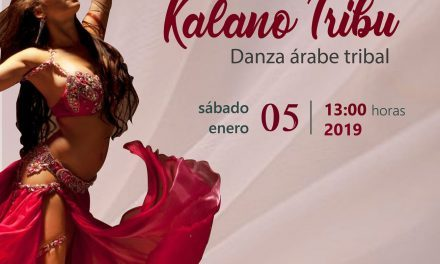 Kalano Tribu: Danza Árabe en Casa de Cultura