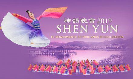 Shen Yun en Puebla