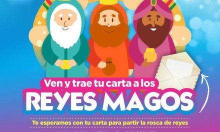 Los Reyes Magos en el CCU