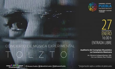 Concierto De Música Experimental Tolztoi