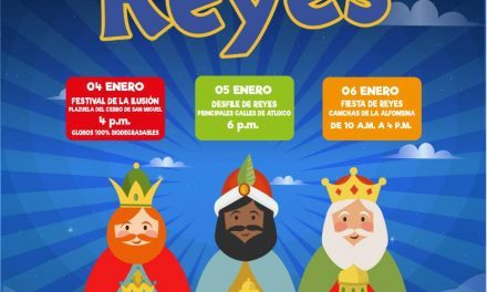 Fiesta de Reyes en Atlixco Puebla
