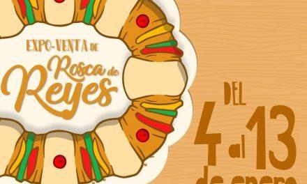 Expo Venta de Rosca de Reyes en San Pedro Cholula