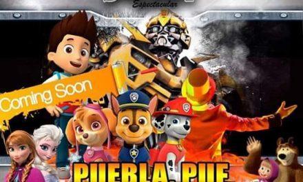 Circo Solari en Puebla