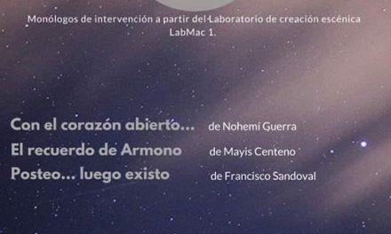 El Universo de lo Íntimo: Obra de teatro en Atlixco