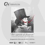 Próximamente una exposición de Francisco de Goya y Salvador Dalí