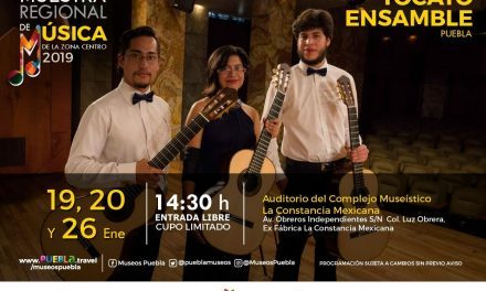 Muestra Regional de Música de la Zona Centro 2019