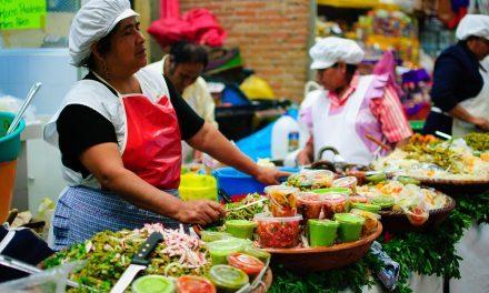 Visita el mercado de Cholula