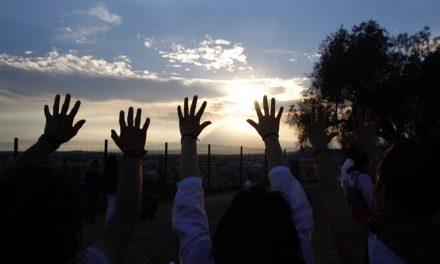 Se vive en Cholula la tradición del Equinoccio de Primavera