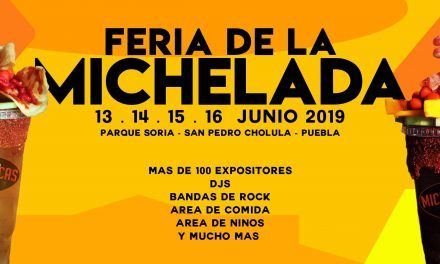 Feria de la Michelada en Cholula