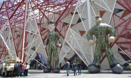ExpoMilitar «La Gran Fuerza de México»
