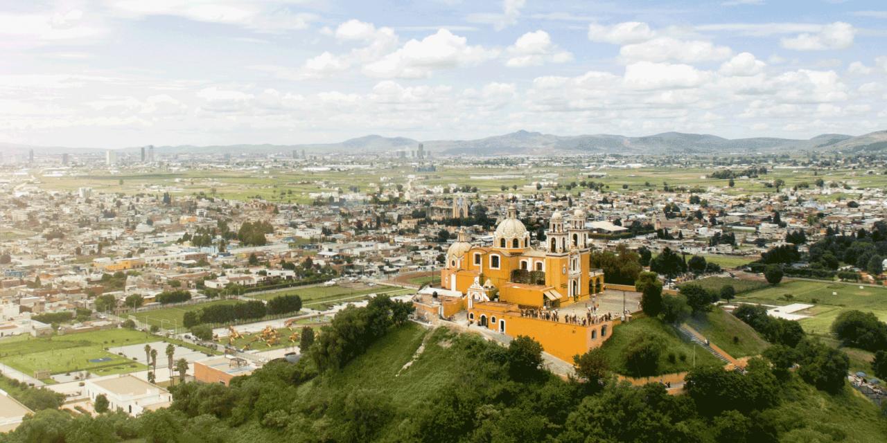San Andrés Cholula, la ciudad más romántica de México