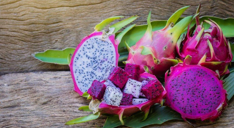 Pitahaya, un fruto muy poblano