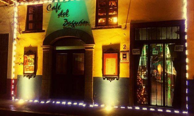 Café del Zaguán