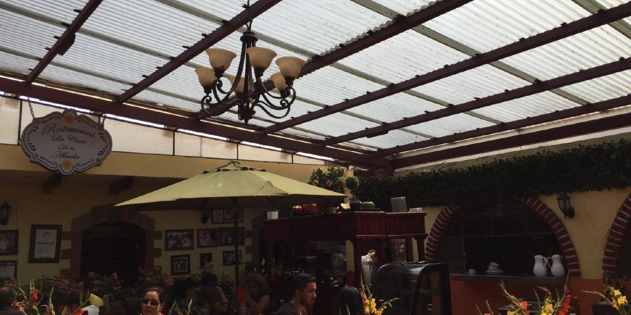 ¿Dónde comer en Zacatlán? La Casa de la Abuela