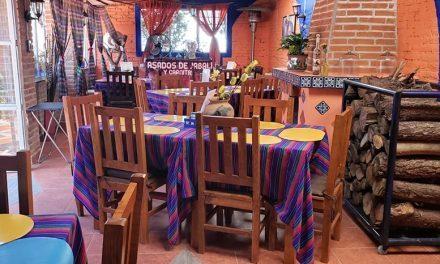 ¿Dónde comer en Zacatlán? La Casa Naranja