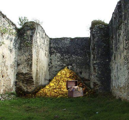 Leyendas de Zacatlán: El Tesoro de los Paredones