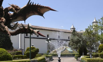 ZACATLÁN, CUNA DE LA LEYENDA DEL DRAGÓN DEL CONVENTO
