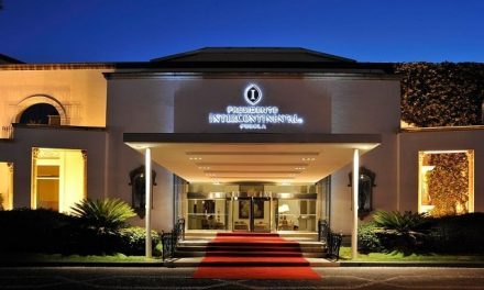 Hotel Presidente Intercontinental Puebla