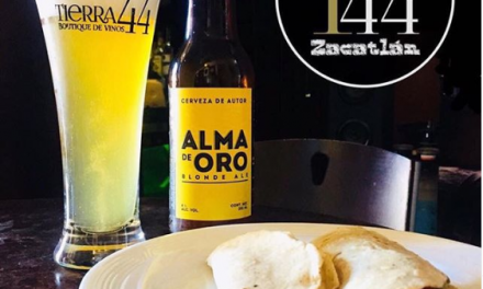 ¿Dónde comer en Zacatlán? Tierra 44