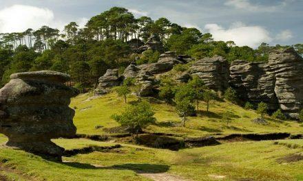 Valle de las Piedras Encimadas