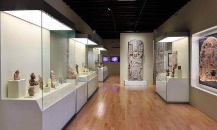 El México Antiguo en Museo Amparo