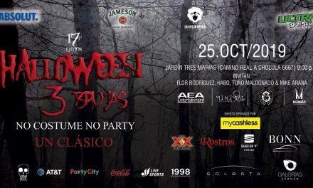 Halloween 3 Brujas 2019