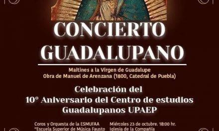 Concierto Guadalupano en Iglesia de La Compañía