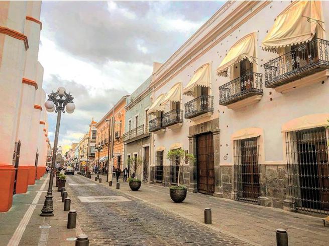 Museo de la Revolución en Puebla