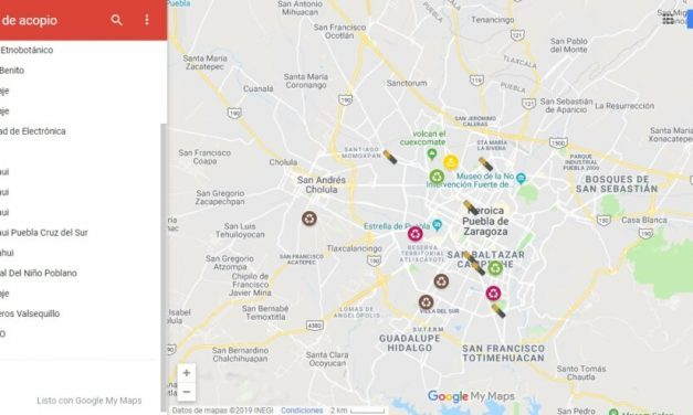 Lugares en Puebla para reciclar tu basura