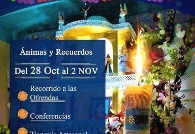 ¡Día de Muertos en Tochimilco!