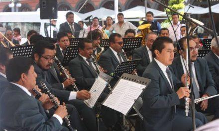 Banda Sinfónica Municipal en concierto