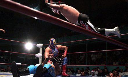 ¡Lucha libre en Puebla!