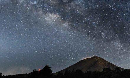 Los mejores lugares en Puebla para ver estrellas