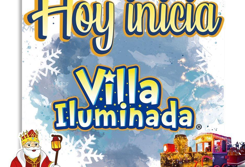 Hoy encienden la Villa Iluminada 2019 en Atlixco