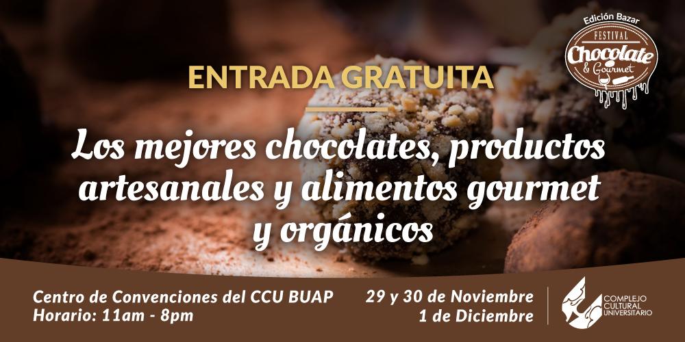 Si te gusta el chocolate, este evento es para ti…