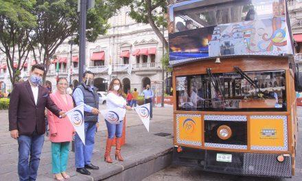 Turibuses reanudan recorridos en Puebla