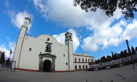 Visita zacatlán: Ex Convento Franciscano