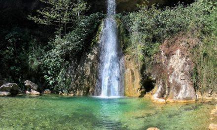 Cascadas de Aconco: Cerca de Zacatlán