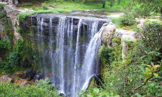La cascada de San Pedro Zacatlán