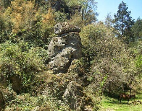 Piedras Largas: Cerca de Zacatlán