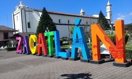 Realizan Recorre Puebla de manera virtual en Zacatlán