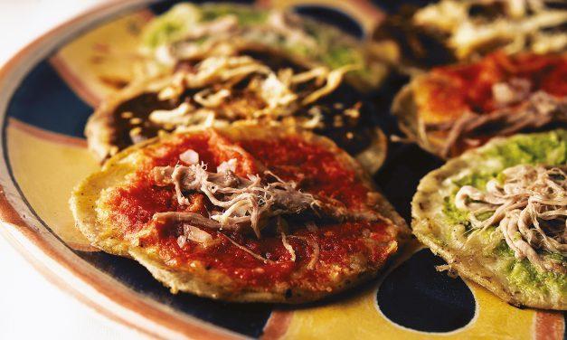 Restaurante El Mirador en Zacatlán