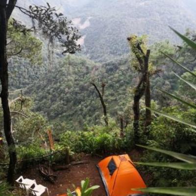 Quédate en el Campamento Tlatempa en Zacatlán