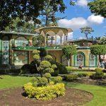 Parque Colón en Atlixco