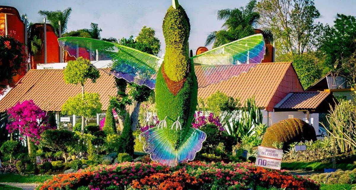 Cuánto cuesta visitar el Jardín Mágico de Atlixco en 2021